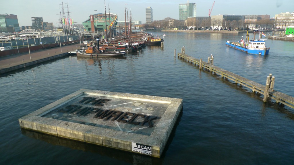 Phytoremediation at ARCAM: the shipwreck contains the ship