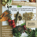 Foodscape Wildeman is proud to present the LUCAS COMMUNITY GARDEN